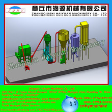 CHINA HAIYUAN 100-150KG/H Paper and textile (cation, anion and acetylated) Modified Tapioca Starch Machine
