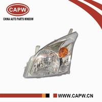Headlight Unit for Toyota Land Cruiser Prado 2700/4000 RZJ120 GRJ120 81170-6A050 LH Car Auto Parts