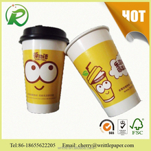 Chinese factory compostable cups for fruits and vegetables
