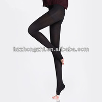Fashion slimming open toe pantyhose special designed for women