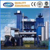 Good Quality 120t/h Asphalt And Concrete Mixing Plant Liner Board