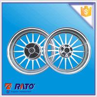Motorcycle parts aluminum wheel front disc:3.0-13, rear wheel:3.0-13