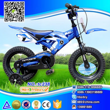 Buy China bicycle sport style red color four wheel bike BMX,Fair show children bicycle HOT