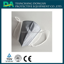 grey/white/green/pink/blue three-dimensional masks with CE TUV ISO 13485 certification