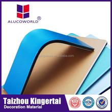 Hot sale Alucoworld good quality aluminum galvanized steel fence panels decorative sheet metal doors panels