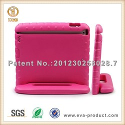 For iPad 4 Rotating Case Drop Protection iPad Case for Schools