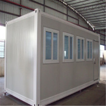 Moden Design Light Steel Structure Framing Prefabricated Container house