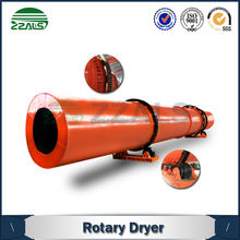 high power and high quality rotary drum dryer