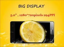 "New Arrival 5.0"" Lenovo K3 K30-T Mobile Phone Qualcomm MSM8916 Quad Core 4G Cell Phones Anrdoid 4.4 8.0MP Camera"