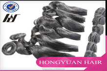 2015 Top Quality Virgin Human Fumi Hair, Posh Curly Hair Extension
