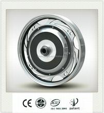 Hot sale!dc brushless hub motor/electric bike wheel