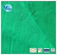 Wholesale100% Flax Plain Dyed Single Jersey Fabric On Sale