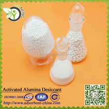 iso9001 Certificated Activated Alumina Beads For Desiccators
