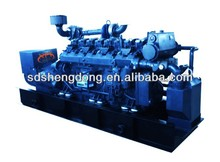 new model 200kw nature gas generator SD-200
