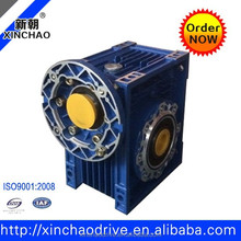NMRV075 60 : 1 ratio gearbox Low Noise Drive worm gear