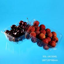 300g blister transparent cherry tomato fruit packaging tray
