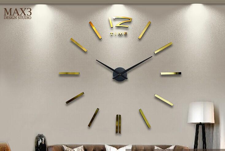 Relojes de pared decorativos - Reloj grande de pared ...