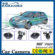 Factory OEM remote control digital car cameras full hd 1080p 360 degree dash cam driver recorder