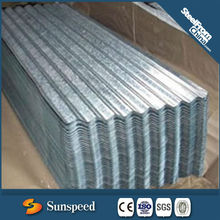 Corrugated galvanized steel roofing curve corrugated roofing sheets