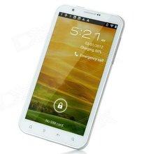 6.0 inch N9880 Android 4.0 WCDMA Smart Phone WiFi GPS Dual SIM MTK6575