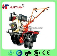 Multiple Equipments 9HP Agricultural Tractor with Ridger