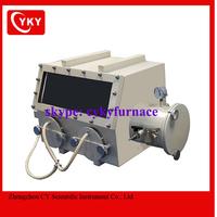 Compact Stainless Steel Vacuum Glove Box EQ-VGB-1