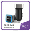 High quality 5V 2.4A Dual USB Vehicle Charger From Shenzhen
