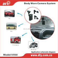 mini hidden car dvr camera 1 channel,VX50