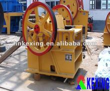 Rock Granite Marble Glass crusher machinery 2012
