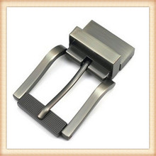 2014 gorgeous metal square reversible belt buckle