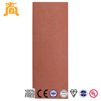 CE certification Heat insulation fiber cement wall cladding board