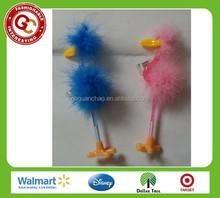 Noverty Feathery Ostrich Pen -K049