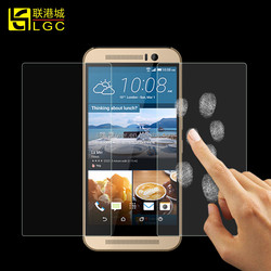 Anti-Fingeprint Tempered Glass Desktop Screen Protector For HTC M9