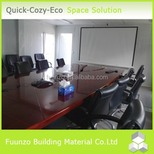 Energy Effective Decorated Stackable Office with Meeting Room