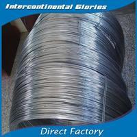 galvanized spring steel wire en 10270-1 sh from Shanghai
