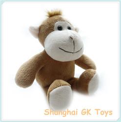 EN71 Good Quality Plush Monkey
