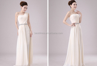 Stock Long Formal Ball Gown Party Prom Evening Bridesmaid Dress