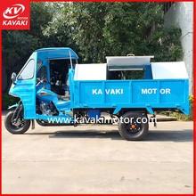 Tipper Truck Capacity Garbage Tricycle/Heavy Duty Truck/Trike Chopper Three Wheel Motorcycle