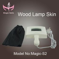 Brighter shopping! Wood Lamp Skin Care UV Magnifying Analyzer Beauty Facial SPA Salon Equipment