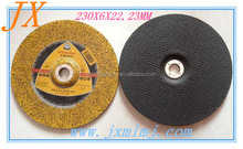 cutting off wheels and grinding disk for metal