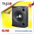 pro caja de sonido subwoofer caja activa al aire libre