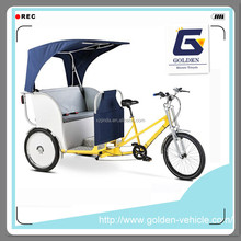 wholesale 3 wheel bicycle rickshaw for sale price china pedal assisted trike manufacturer