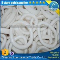 2015 China exporter lower price illex squid ring with good quality