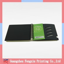 Custom Spiral Notebook with Color Printed Pages