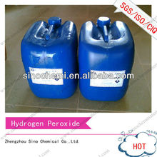 Hydrogen Peroxide 7722-84-1 H2O2 Peroxide Hydrogen For Bleachling Textile