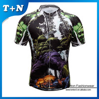 Wholesale china custom tight cycling jersey