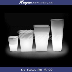 well designed sale nightclub led flower pot