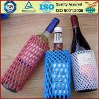 Australia Market Popular Wholesale Customized Design Cheap Foam Bottle Sleeve Packing Mesh Net