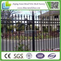 Community Plastic discount steel fence Steel Fence