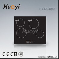 New design 2000w solid element cooktop electric cooktops